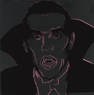 Энди Уорхол. Дракула, из мифов