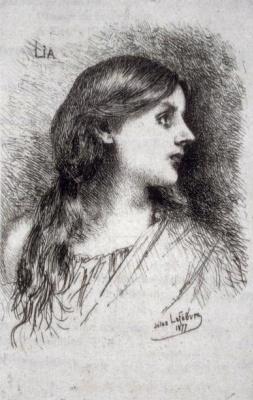 Жюль Жозеф Лефевр. Лия