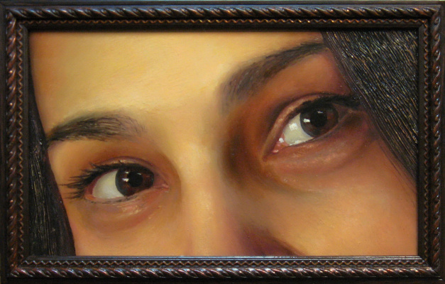 """Евгений Геннадиевич Лактионов. """"Her eyes"""""""