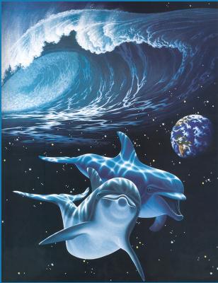 Уильям Шиммель. Дельфины