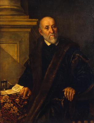 Бенедетто Калиари. Портрет Томмазо Джунта
