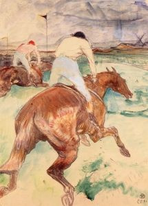Jockey (sketch)
