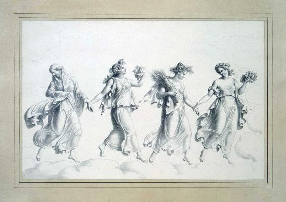 Танец времен года