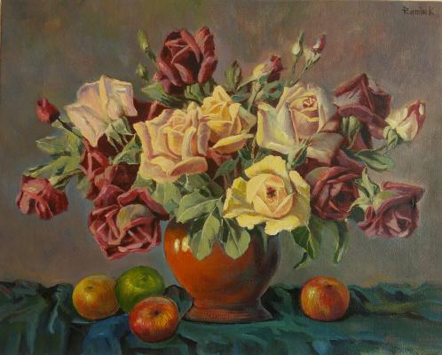 Ramin Kerimov. Roses