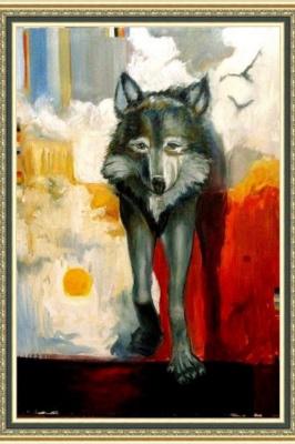 Влада Яковенко. Волк