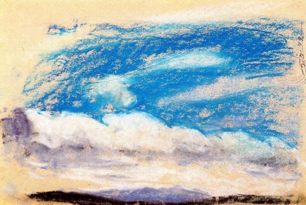 Никанор Пинол. Небо