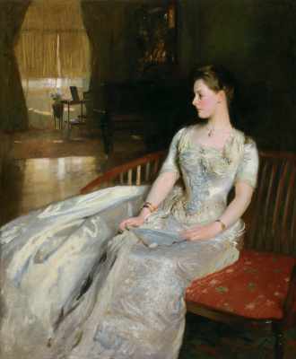 John Singer Sargent. Mrs. Cecil Wade