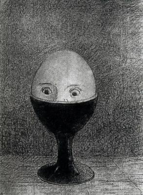 Одилон Редон. Глаза
