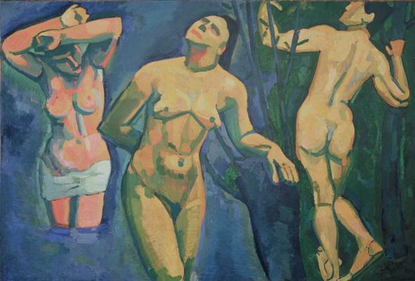 Andre Derain. Bathers