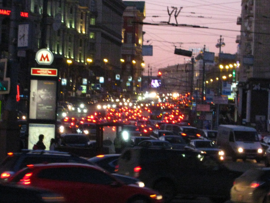 "Алексей Гришанков (Alegri). ""Tverskaya-Yamskaya"""