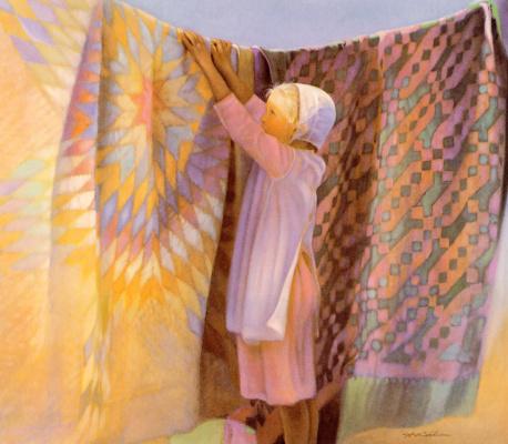 Nancy Noel. Blankets