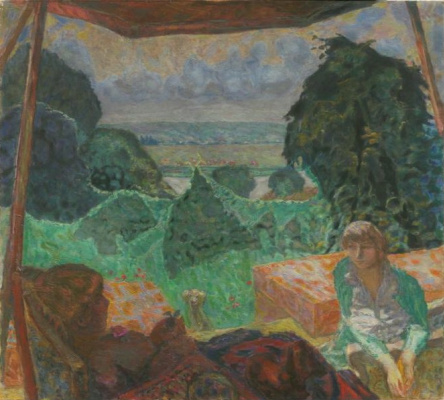 Pierre Bonnard. Summer in Normandy