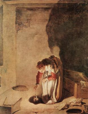 Giovanni Francesco Guercino. Plot 1