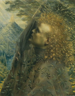 Jean Delville. Parsifal