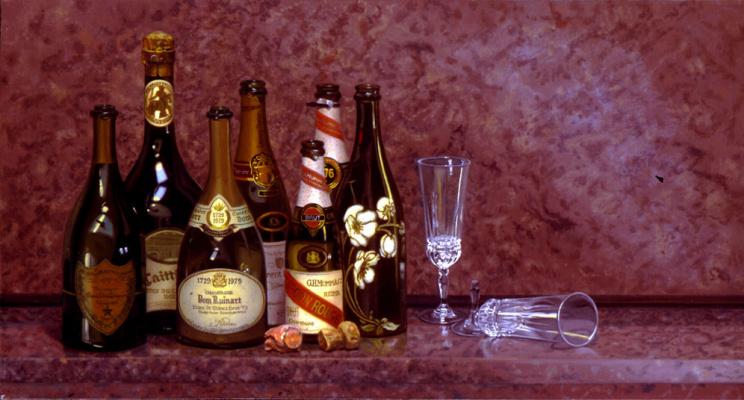 Джеймс Чайлдс. Шампанское