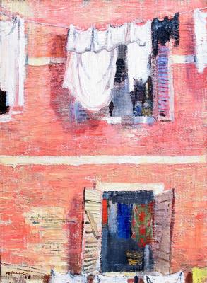 Юрий Иванович Пименов. Венецианские окна