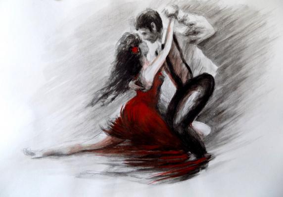 Alex Visiroff. In a whirlwind of dance