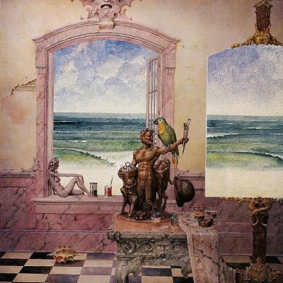 Дэниел Мерриам. Вид на океан