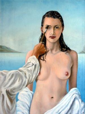 Vladimir Vasilyevich Abaimov. Creation of a woman