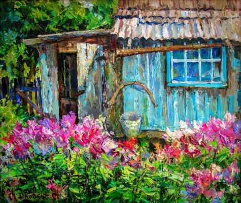 ,,Во саду-ли в огороде
