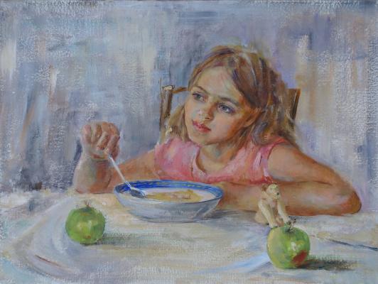 """Svetlana Alexandrovna Malakhova. """"Dreams for soup"""""""