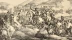 Теодор Жерико. Битва при Чакабуко, Чили