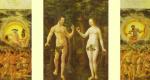 Альбрехт Альтдорфер. Адам и Ева