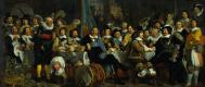 Бартоломеус ван дер Гельст. Безудержное веселье