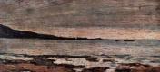 Джованни Фаттори. Море свинцового цвета