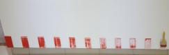 "Алек Петук. Красный счёт. Выставка ""Простые цифры"""
