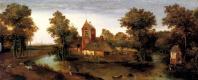 Абель Гриммер. Башня с фермы со рвом