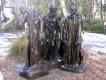 """""""Граждане Кале"""" в Национальной галерее Австралии"""