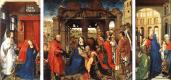Рогир ван дер Вейден. Алтарь святого Коломба