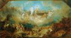 Ганс Макарт. Потопление Нибелунгов