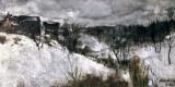 Джон Генри Твахтман. Снега