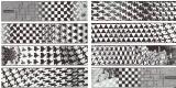 Maurits Cornelis Escher. Metamorphosis III