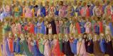 Фра Беато Анджелико. Предшественники Христа святые и мученики