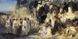 Генрих Ипполитович Семирадский. Христос и грешница