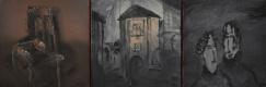"""Триптих """"123 г. памяти Vincent Willem van Gogh"""""""