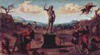 Пьеро ди Козимо. Миф о Прометее.Живописная серия из пяти картин