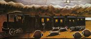 Нико Пиросмани (Пиросманашвили). Кахетинский поезд