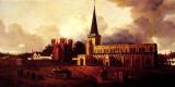Томас Гейнсборо. Церковь Св. Марии в Хэдли