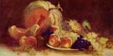 Николае Григореску. Натюрморт с фруктами