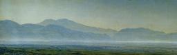 Alexander Andreyevich Ivanov. The Pontine marshes
