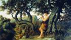 Генрих Ипполитович Семирадский. Пастушок, играющий на свирели