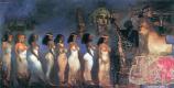 Кип Омолад. Египетские граффити2