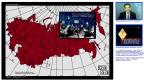 "Артур Габдраупов. ""Картина"" : ""Звёздное небо"" , ""СССР"" , 1991г. . P.S. ""Архив"" ."