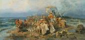 Вильгельм Александрович Котарбинский. Переход евреев через Красное море