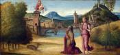 Венецианская Итальянский. Август и Сивилла