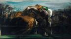 Луи Анкетен. Скачки. 1901